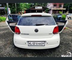 Used Volkswagen Polo Car Erattupetta