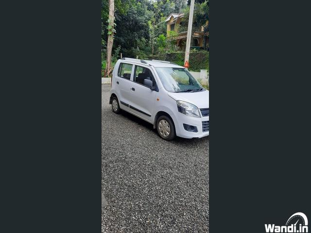 2014 WagonR lxi, kanjirappally ph;