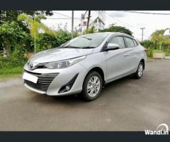 Toyota YARIS V MT Low km Showroom condition