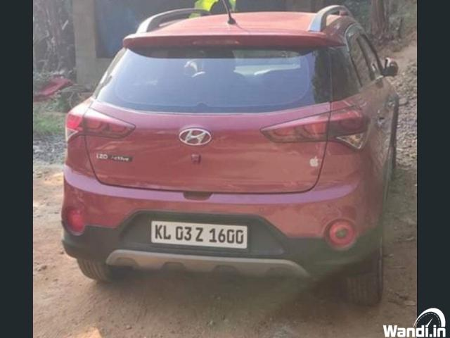2015 moled i20 Active sale 47000km