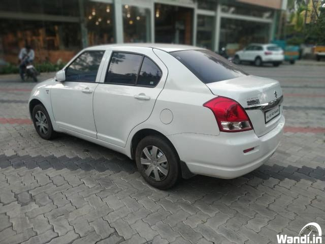 SWIFT DZIRE LDI CONVERETED TO VDI 2009 MODEL