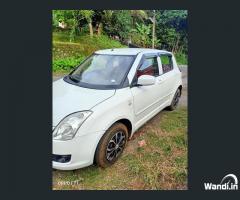 OLX Used Car Maruthi Swift LDi 2009 Pathanamthitta