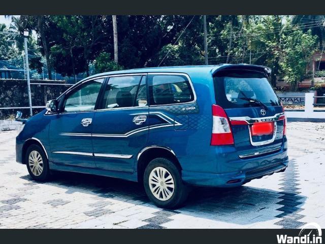 Olx Used Car Toyoya Innova G4 8 Chavakkad