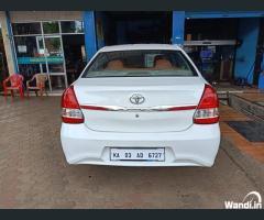OLX Used Cars ETIOS 2016 Ernad