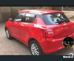 2018 Model swift ZDI ABS AUTOMATIC Wayanad