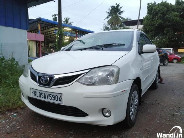 Toyota etios gd Edapally