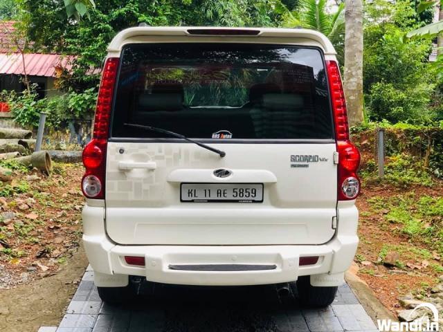OLX Used Cars SCORPIO VLX Automatic Kothamangalam