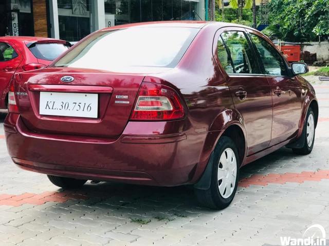 2009 Model FIESTA TDCI ZXI Kozhikode