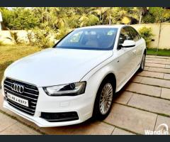 OLX USED CAR AUDI A4 S LINE  AUTOMATIC SUNROOF  DIESEL