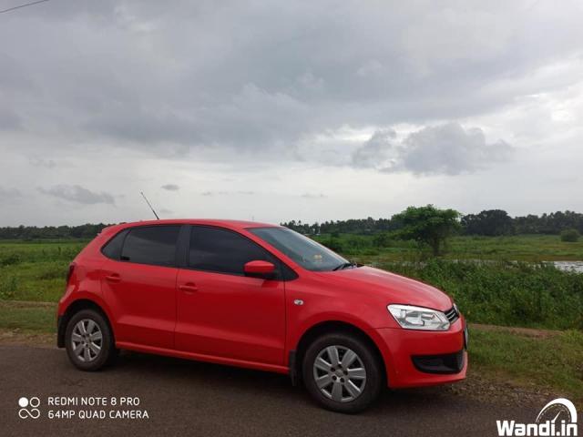 OLX USED CARS Volkswagen polo 1.2L Diesel MUKUNDAPURAM