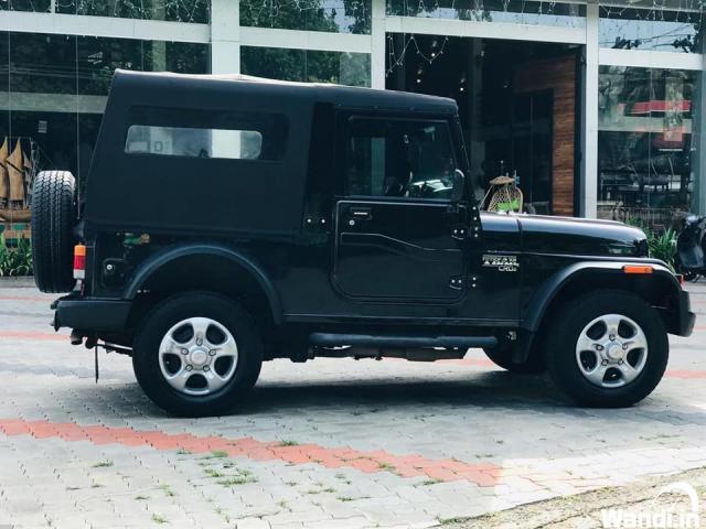 2018 Model THAR CRDE Kozhikode