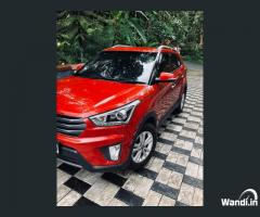 2016 Model Creta sx plus Kottayam