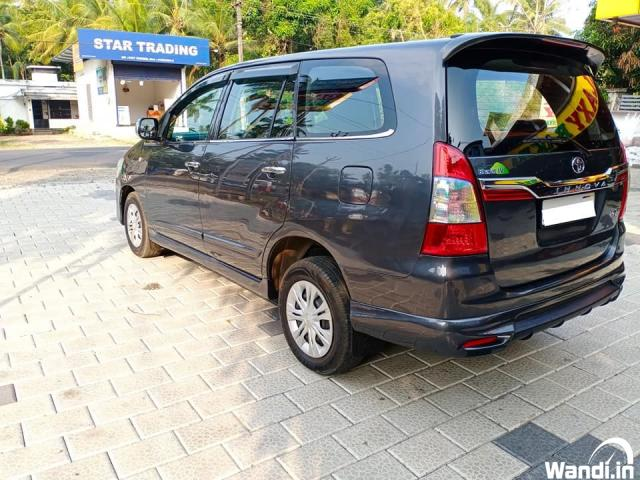 OLX USED CAR 2015 Innova G4 (MH RE) CHAVAKKAD
