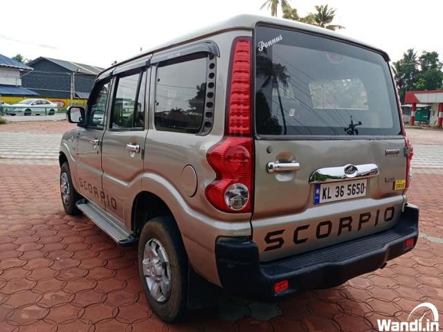 2007 Model Scorpio Perumbavoor