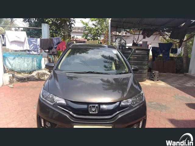 Honda Jazz (full option)Kottayam