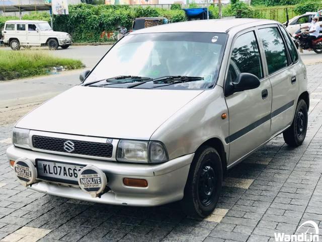 2001 Model ZEN Kottayam