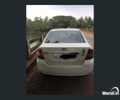 OLX Used Car Ford Fiesta Thalassery