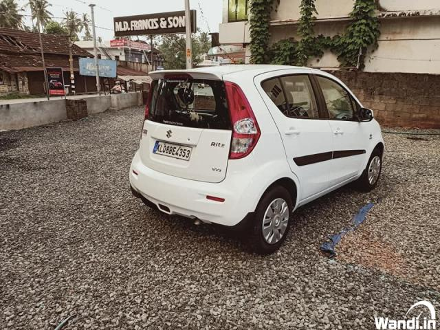 OLX Used Car VXI Ritz Thrissur