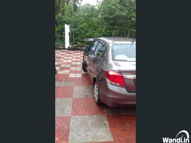 2015 Model Honda Amaze Trivandrum