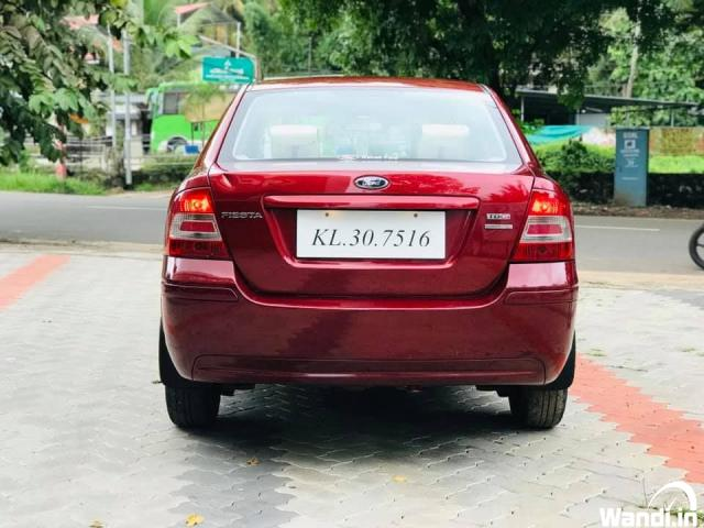 OLX Used Car Ford fiesta Kozhikode