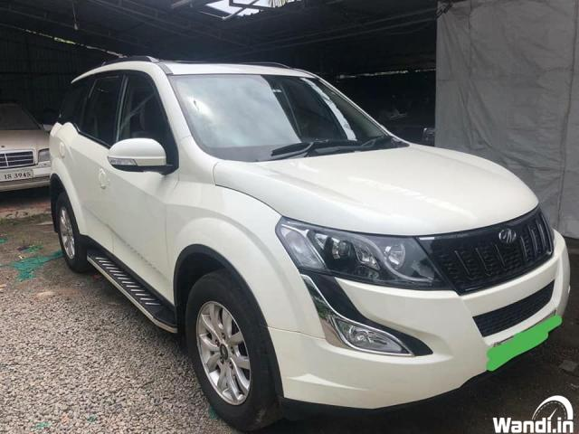 OLX Used Car XUV 500(W10) Tirurangadi