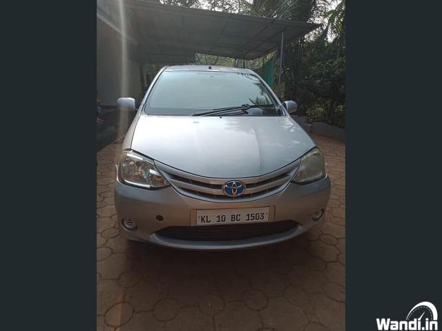 2014 Model Etios Liva Kondotty