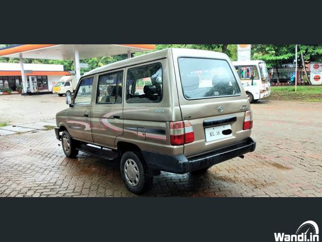2003 Model Toyota Qualis Palakkad