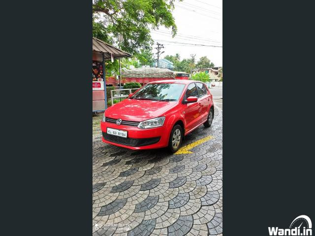2012 Model Volkswagen polo 1.2L Thrissur