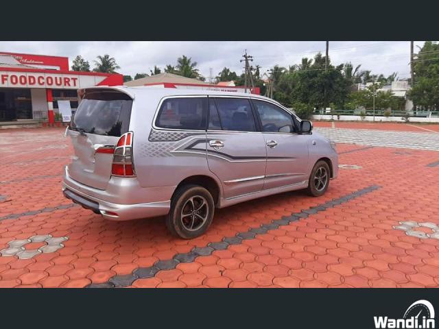 2009 Model Toyota Innova G4 Kottayam