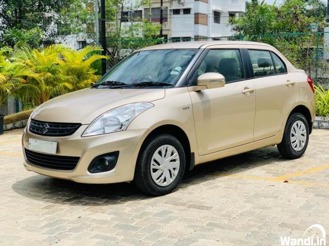 2012 Model Swift DZIRE VXI