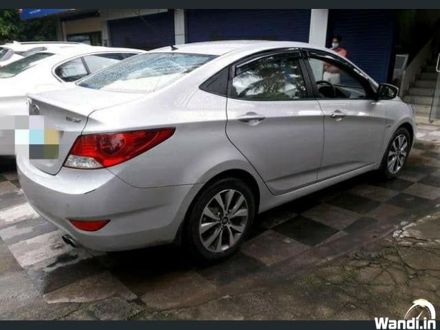 2014 Model Hyundai Verna FLUIDIC 1.6 SX CRDI Kochi