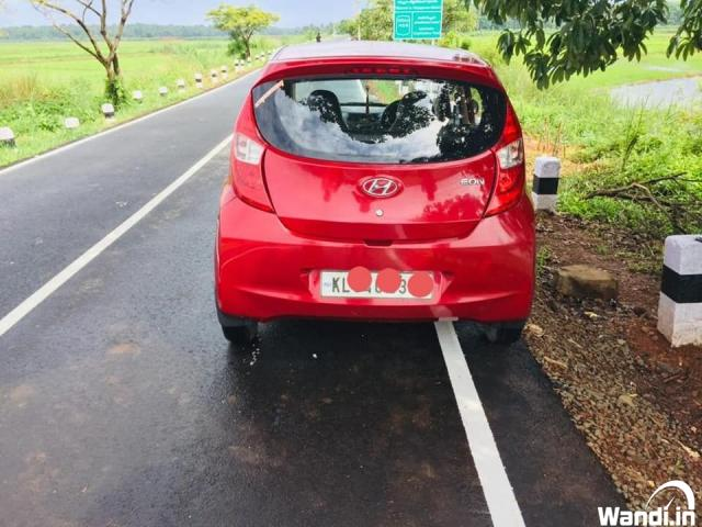 OLX USED CAR 2015 EON PONNANI