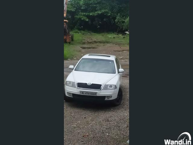 OLX USED CAR  SKODA LAURA FULL OPTION Kanjirapilly
