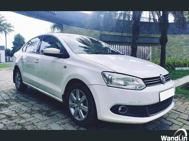 OLX Used Car Volkswagen vento Ernakulam