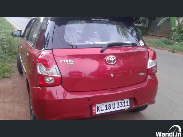 OLX USED CAR TOYOTA