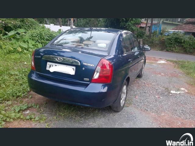 OLX Used Cars Hyundai verna 2008