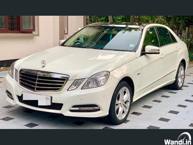 OLX Used Car Mercedes Benz E350 Avantguard