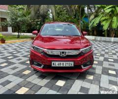 OLX Used Cars Honda Amaze Ernakulam