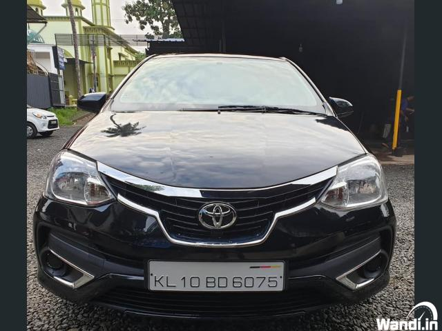 OLX USED CAR Etios GD 2012/13 ERNAD