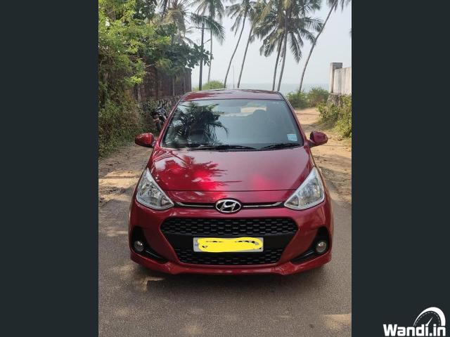 OLX USED CAR 2017 I10 grand CALICUT