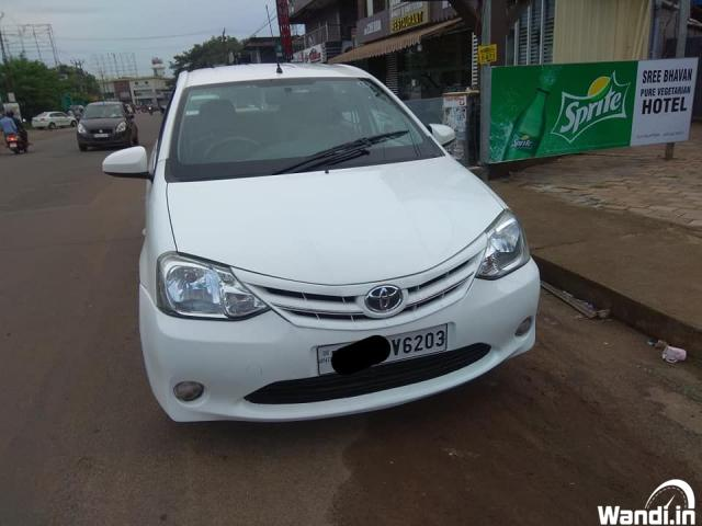 OLX USED CAR Etios Gd 2014 model Tirurangadi