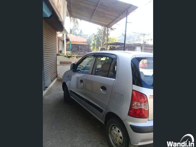 OLX USED CAR Hyundai santro Kottayam