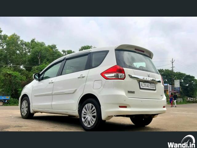 OLX USED CAR Ertiga VXI AUTOMATIC Kottayam