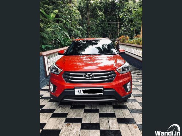 OLX Used Car Creta sx plus Meenachil