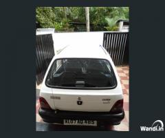 2004 Maruti 800 Ac fuel injection (MPF engine) new paper