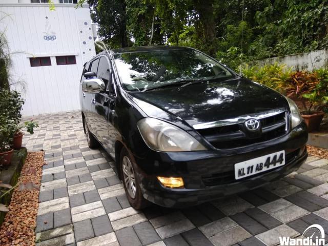 2008 Innova 2.5 G4 444 orginal Kerala