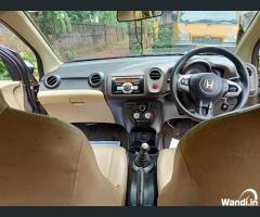2012 HONDA BRIO FULL OPTION
