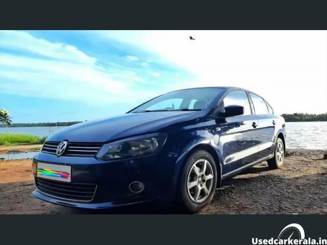 2014 VOLKSWAGEN VENTO 1.6 TDI HIGHLINE FULL OPTION