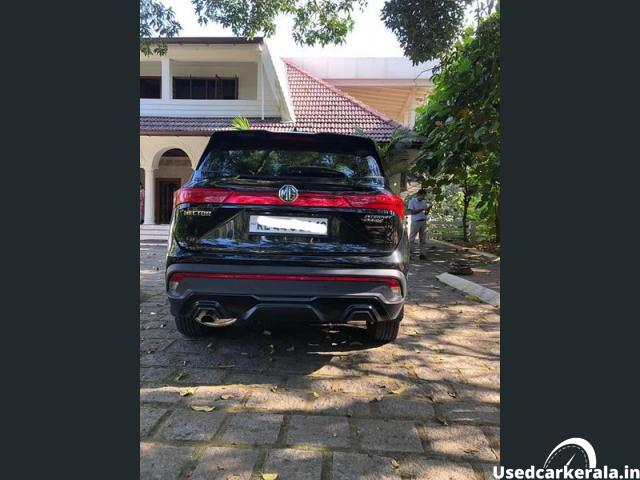2020 MG HECTOR PETROL AUTOMATIC