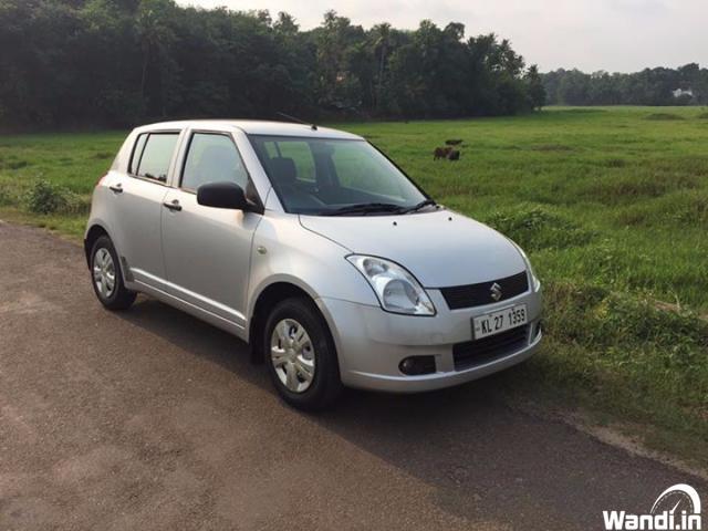 2006 swift petrol single owned car